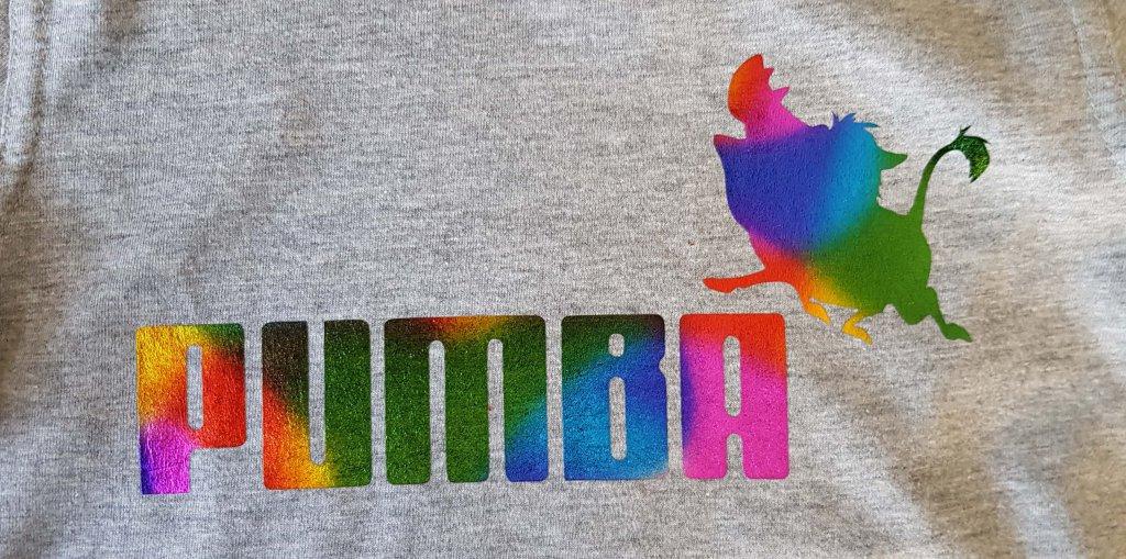 T-shirt opdruk