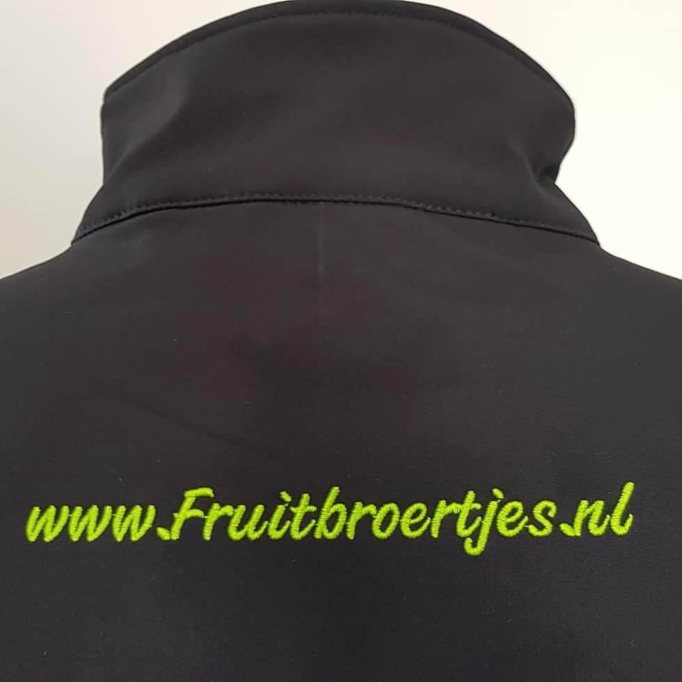 fruitbroertjes rugborduring