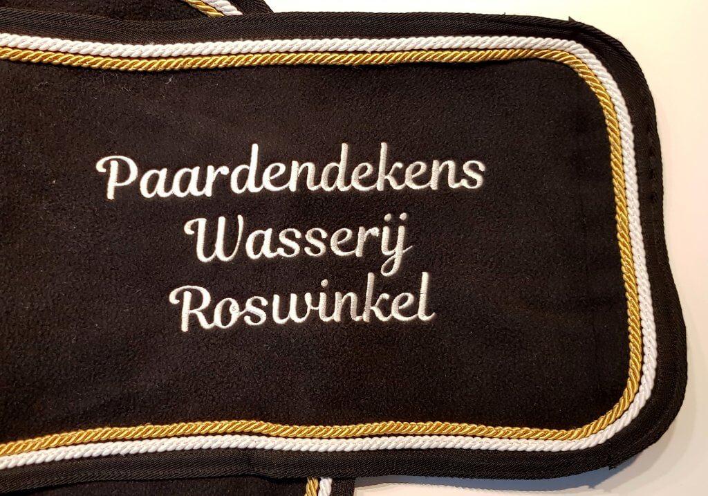 Paardendekens wasserij Roswinkel
