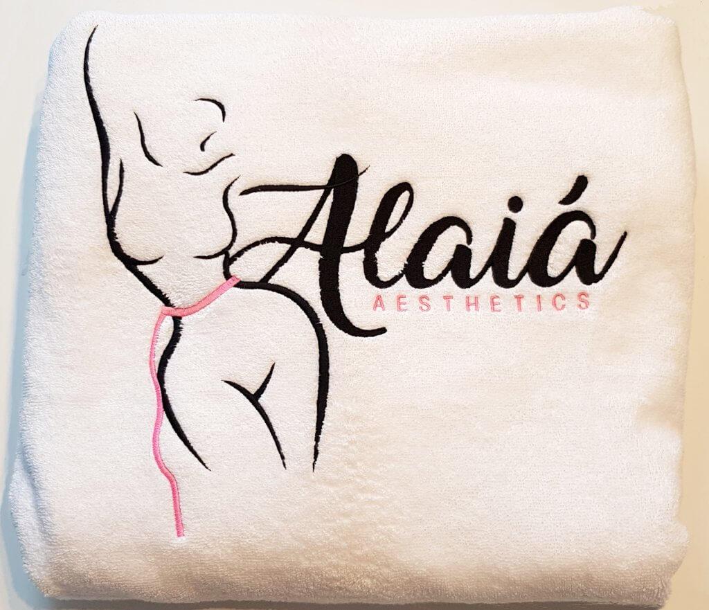 badhandoek borduren Alaia