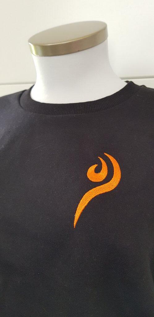Logo ontwerp borduren