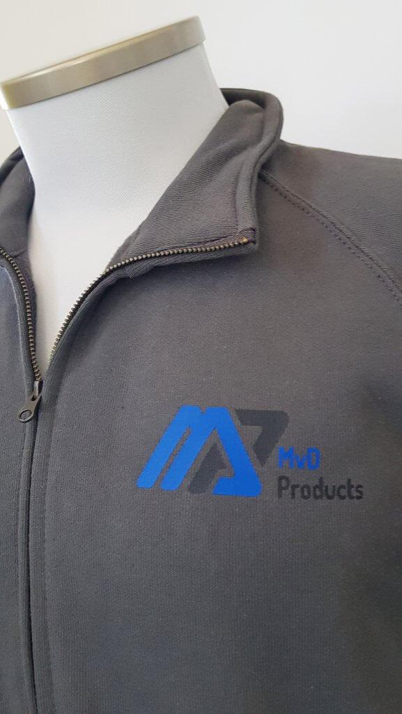 Opdruk Logo MVD Products