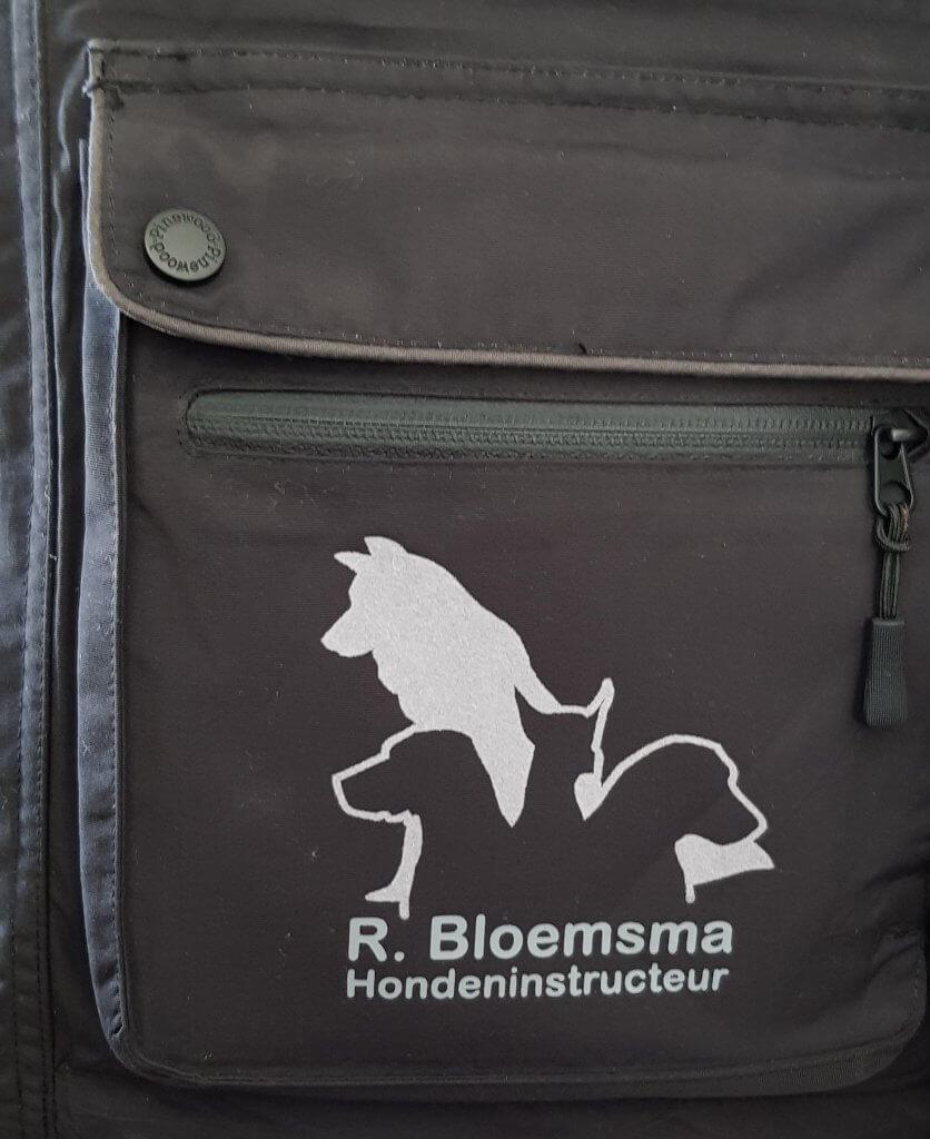 Opdruk logo Honden instructeur