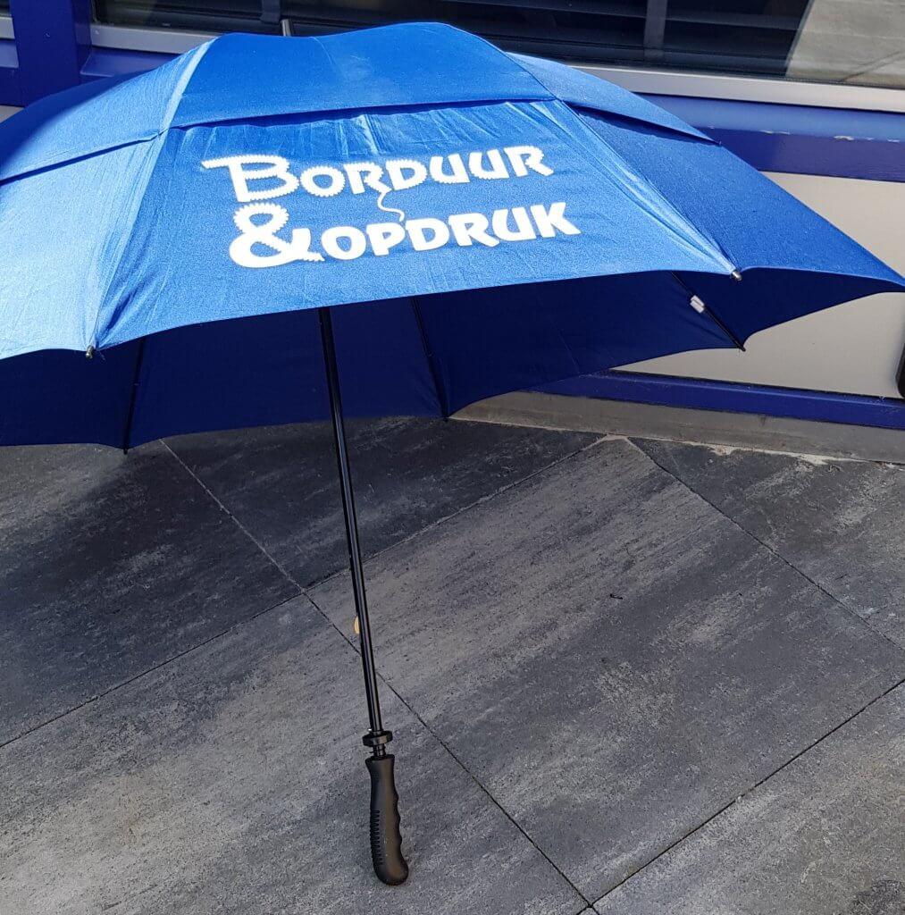 Opdruk paraplu