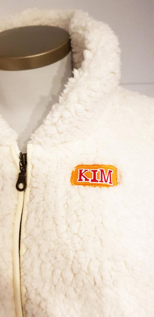 Badge opdruknaam op badjas