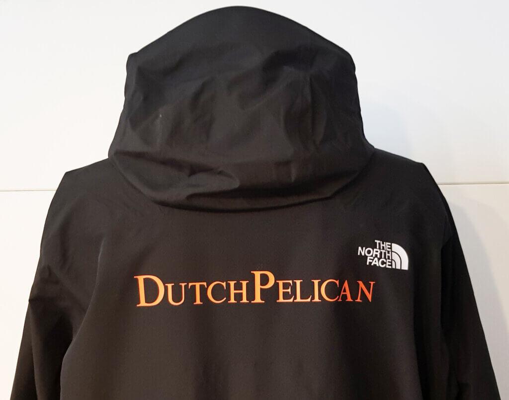 DutchPelican heren bedrukking rug