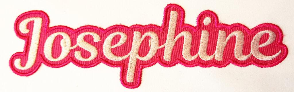 Josephine badge