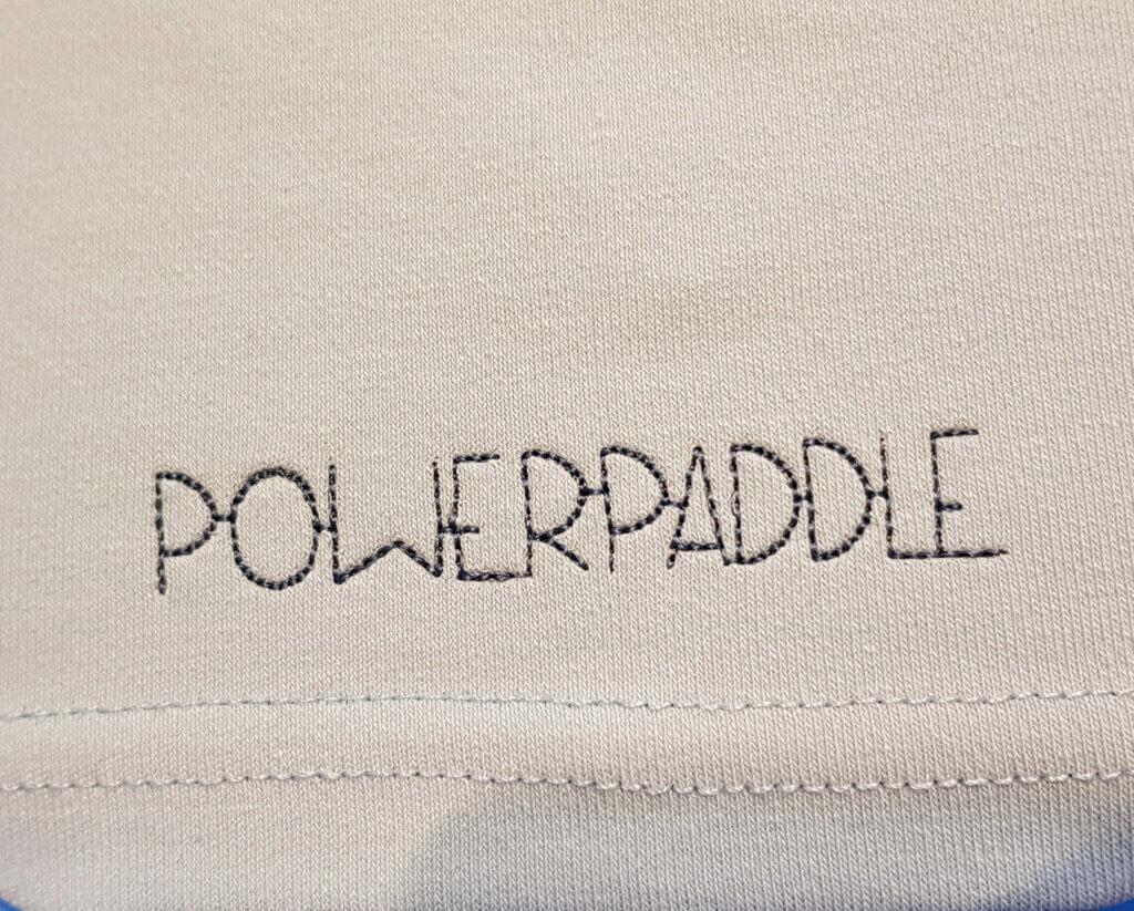 Powerpaddle logo
