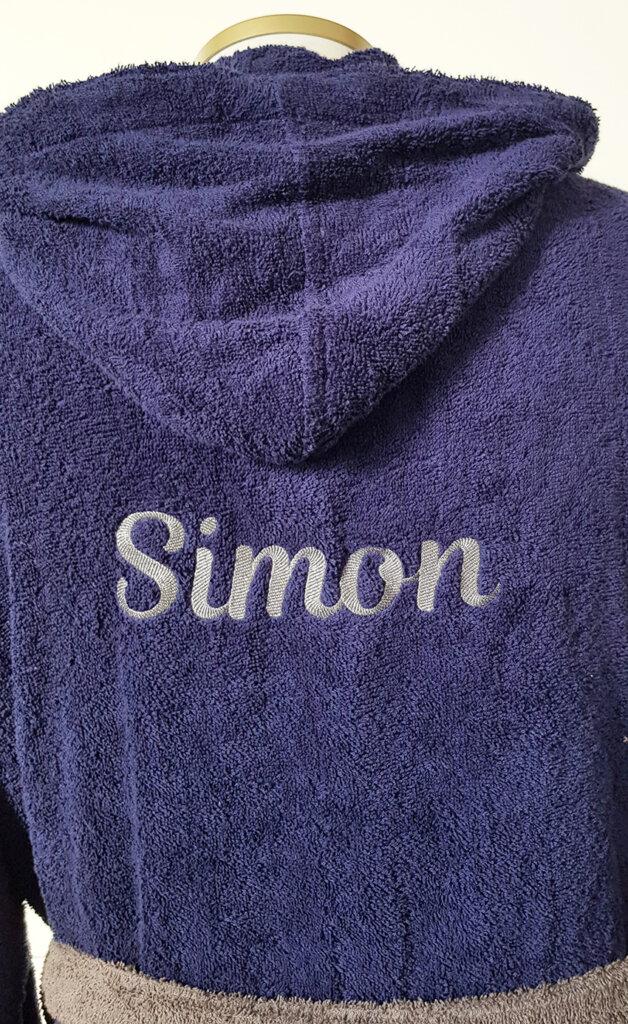 Simon Borduring badjas
